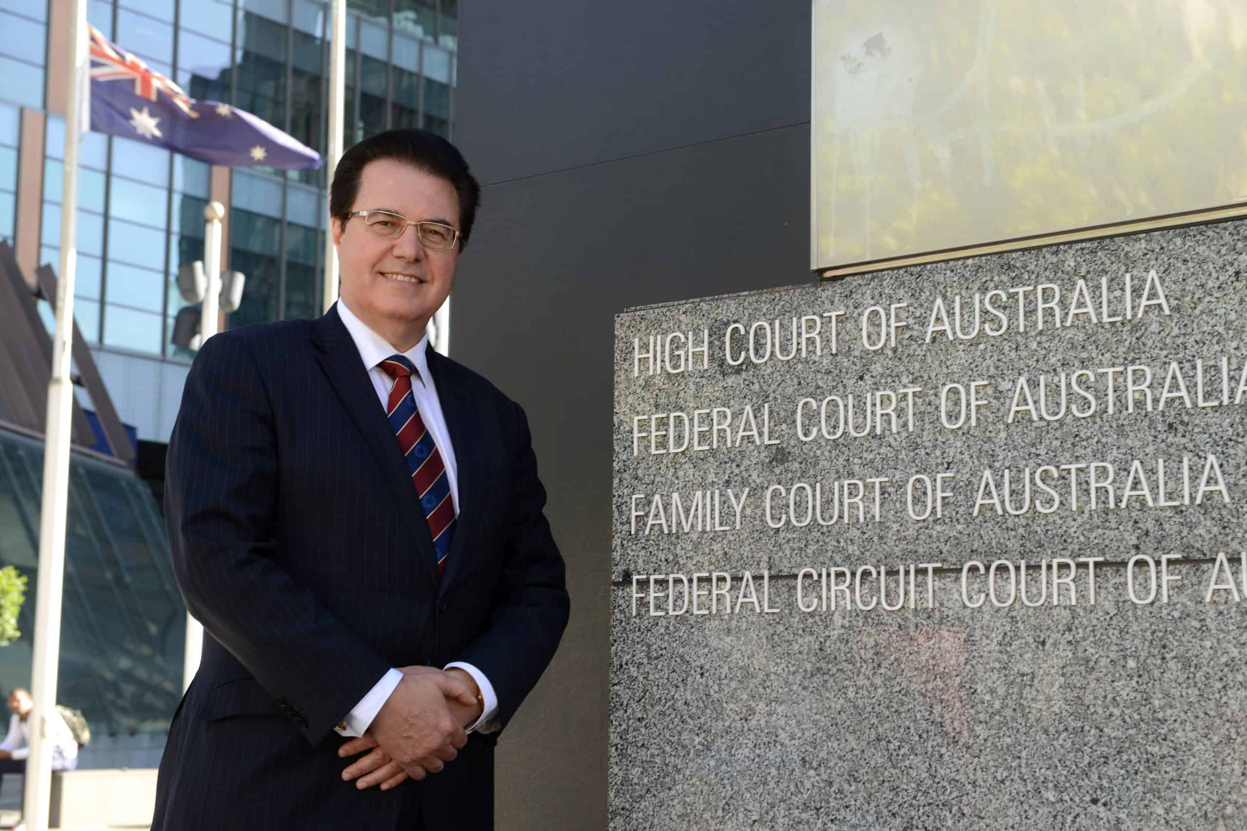 john with high court